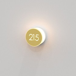 BUTTON LED IP54