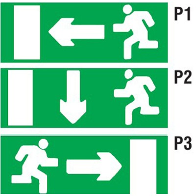 3F LINDA -(PICTOGRAMS FOR WARNING SIGNS)