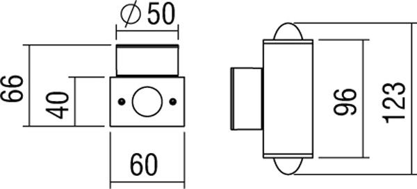 Dimensions / PICO LED