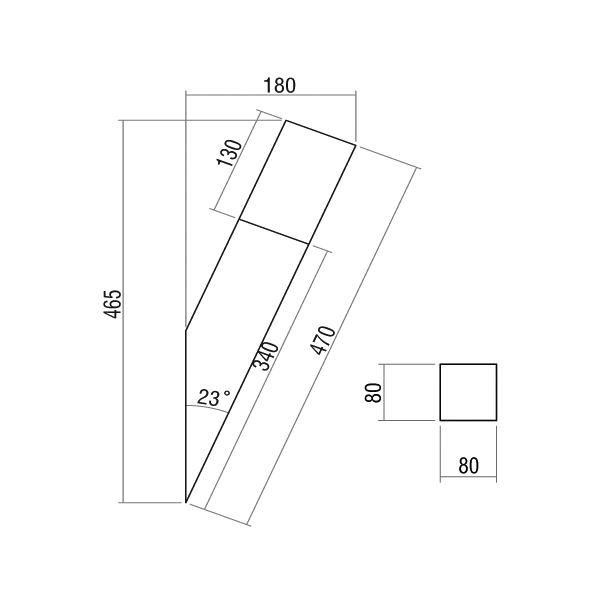 Dimensions / SKAT 5 Applique
