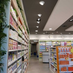 Project: CARPENTIER PHARMACIE
