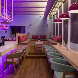 Project: COLIBRI Cafe-Bar